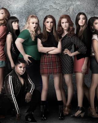 Pitch Perfect 2 sfondi gratuiti per Nokia C6