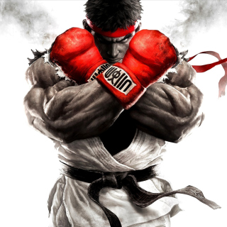 Street Fighter V sfondi gratuiti per iPad mini