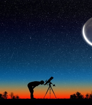 Free Stargazing Picture for HTC Titan