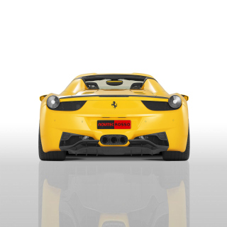 Free Ferrari 458 Spider from NOVITEC ROSSO Picture for iPad mini