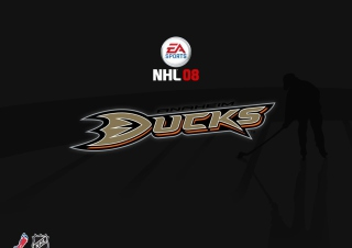 Nhl 08 Ducks Picture for Android, iPhone and iPad