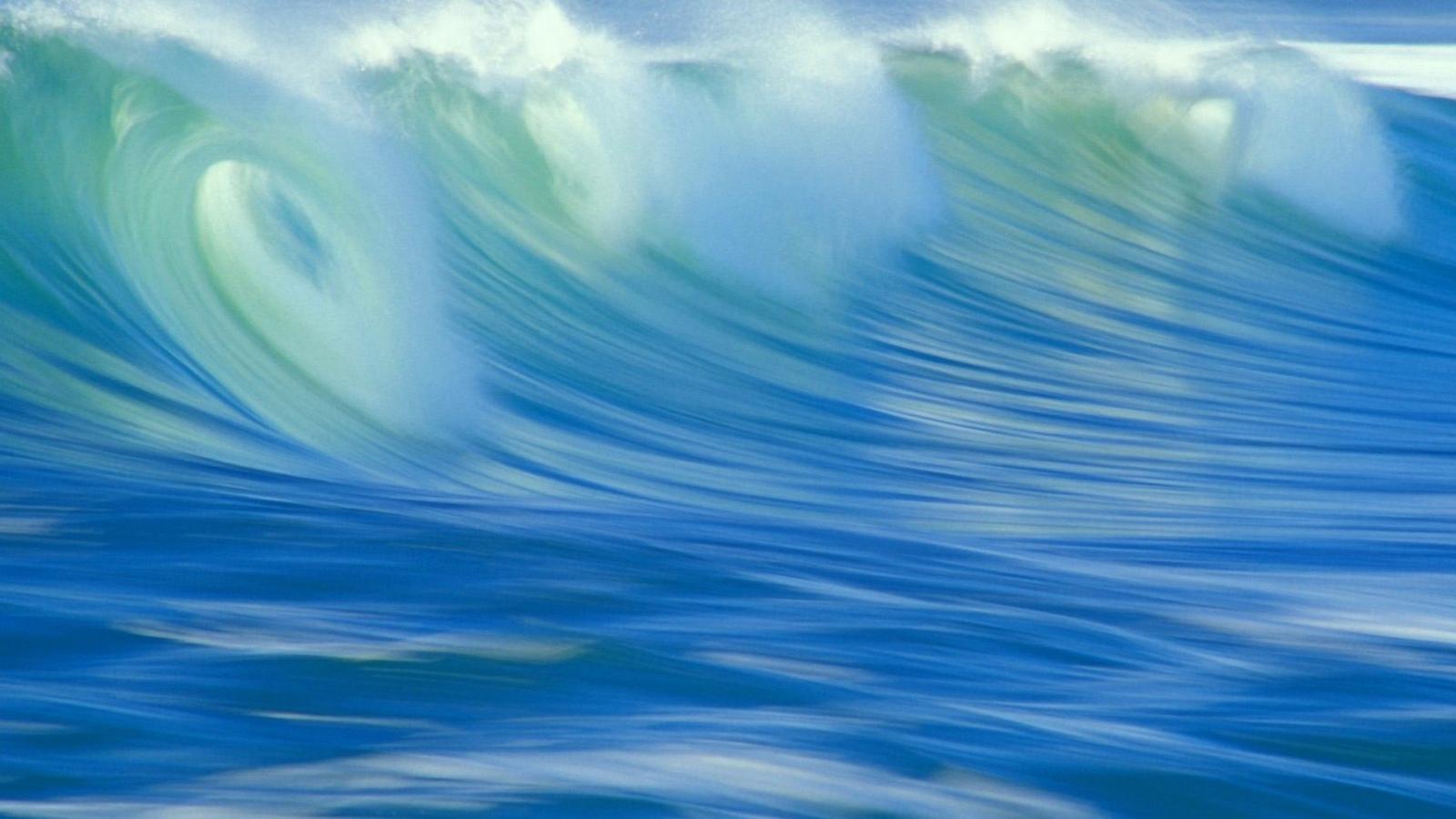 Гифы волны на светлом фоне, открытки