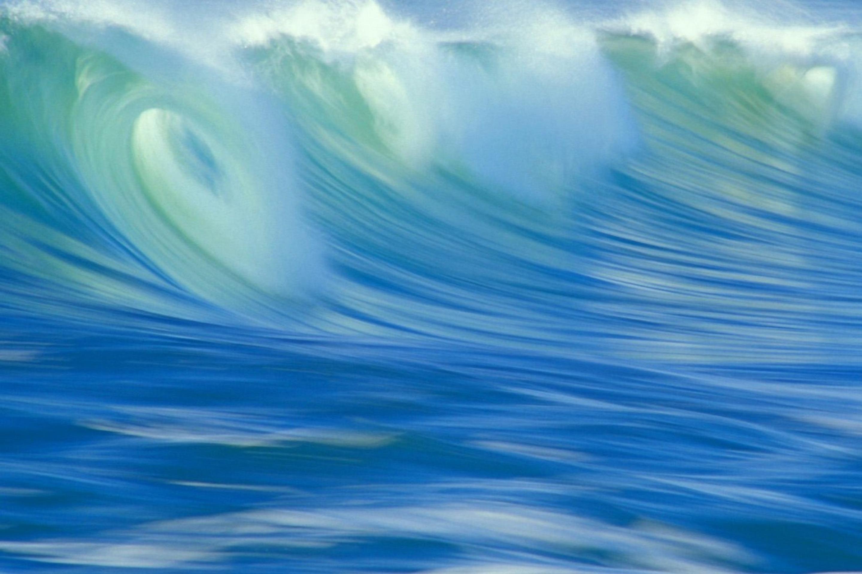 Голубая волна скачать