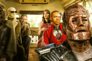 Doom Patrol Wallpaper for Samsung Galaxy S3
