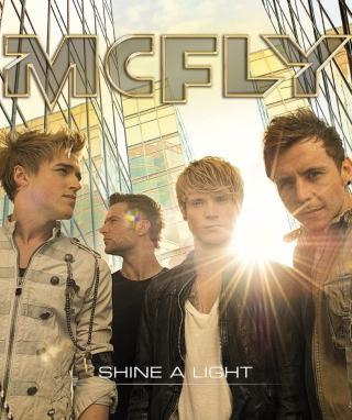 Mcfly Shinealight Picture for Nokia C1-01