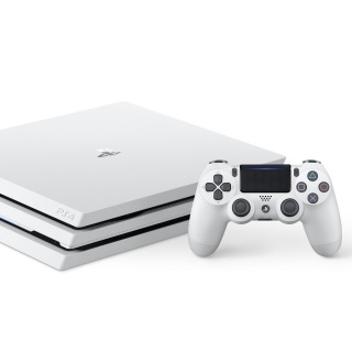 PS4 Pro Console sfondi gratuiti per iPad Air