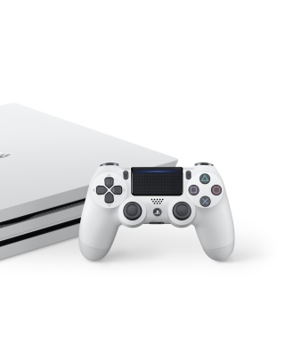 PS4 Pro Console Wallpaper for iPhone 6 Plus