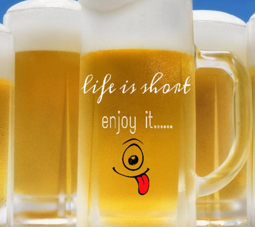 Life is short - enjoy it para Motorola RAZR XT910