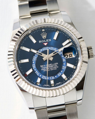Rolex Sky Dweller Steel Picture for HTC Pure