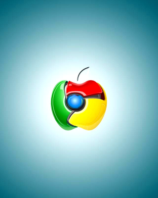 Google Chrome Picture for Nokia Asha 308