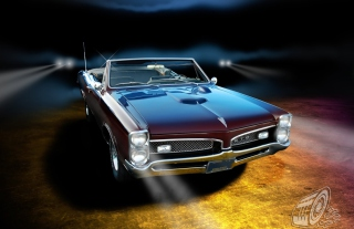 Pontiac Background for Android, iPhone and iPad