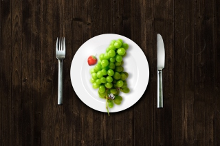 Vegetarian Breakfast Wallpaper for Android, iPhone and iPad
