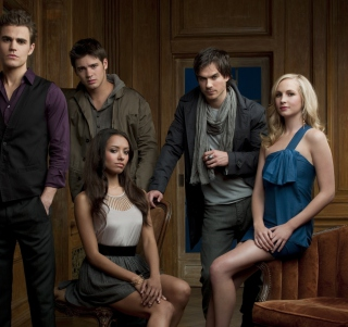 The Vampire Diaries sfondi gratuiti per iPad mini