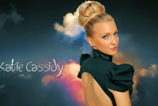 Free Katie Cassidy Picture for Android, iPhone and iPad