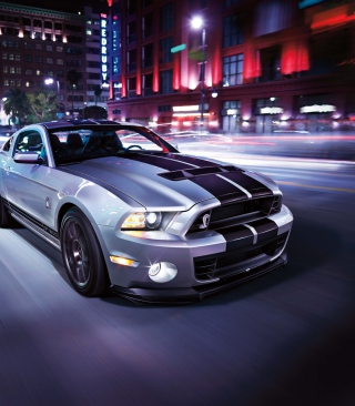 Free Shelby Mustang Picture for Nokia Asha 311