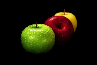 Apples Background for Android, iPhone and iPad
