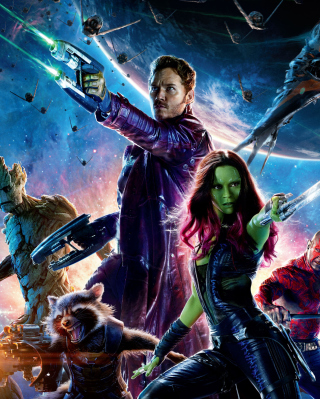 Guardians of the Galaxy - Fondos de pantalla gratis para 320x480
