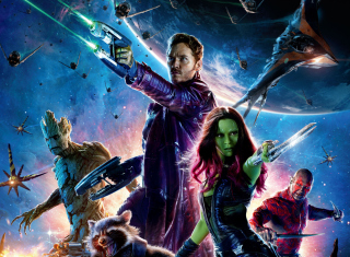 Kostenloses Guardians of the Galaxy Wallpaper für Sony Xperia E1