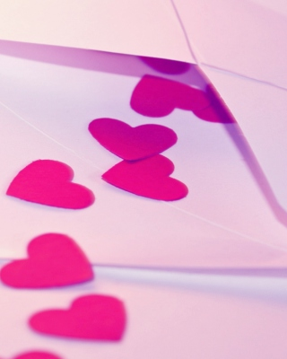 Free Love Letter Picture for 640x1136