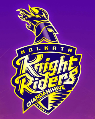 Kolkata Knight Riders KKK Indian Premier League - Obrázkek zdarma pro iPhone 4