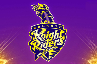Kolkata Knight Riders KKK Indian Premier League - Obrázkek zdarma pro Sony Xperia Tablet S