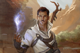 Dorian Pavus Dragon Age Game Wallpaper for Android, iPhone and iPad