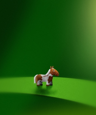Microhorse Wallpaper for Nokia C1-00