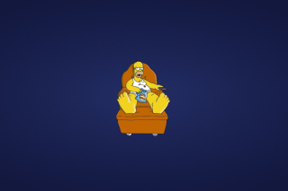Homer Simpsons Picture for Android, iPhone and iPad