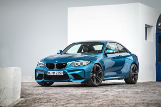 BMW M2 F87 Background for Android, iPhone and iPad