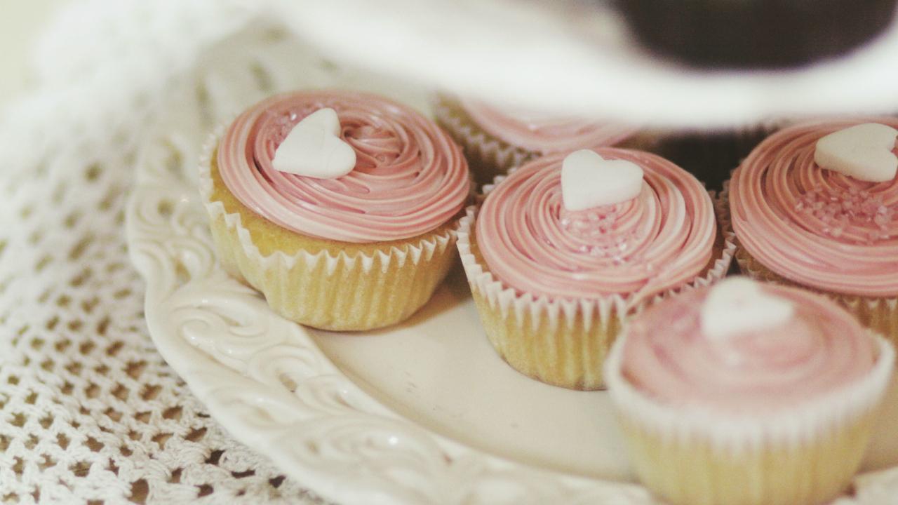 Hearty Cupcake