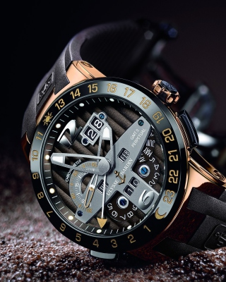 Ulysse Nardin Swiss Watch Wallpaper for Nokia C2-02