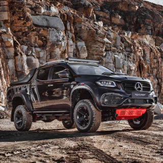 2020 Mercedes Benz X class Tuning Picture for HP TouchPad