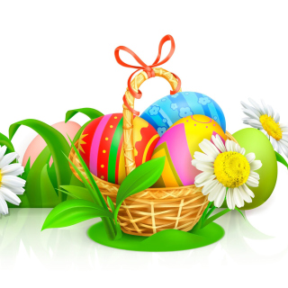 Free Easter Gift Picture for 208x208