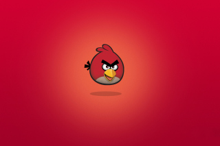 Обои Angry Birds Red на Android
