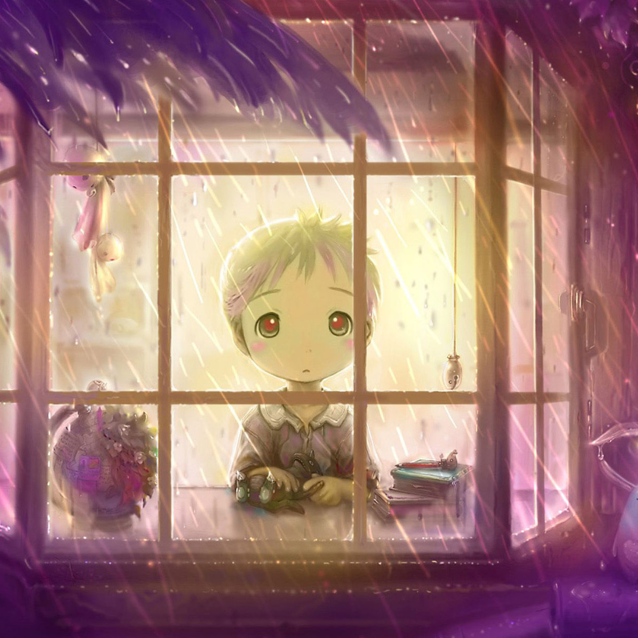 Screenshot №1 pro téma Lonely Child 2048x2048