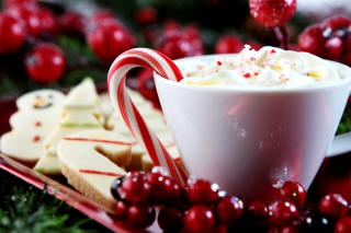 Sweet Drink for Cold Weather - Fondos de pantalla gratis
