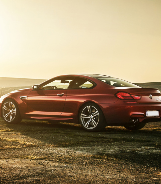 Free BMW M6 Picture for HTC Titan