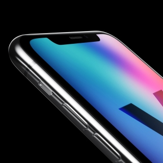 IPhone X Apple Phone sfondi gratuiti per iPad mini