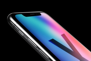 IPhone X Apple Phone sfondi gratuiti per HTC Raider 4G