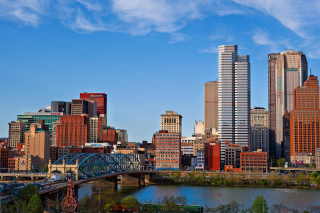 Free Washington Pittsburgh USA Picture for Android, iPhone and iPad