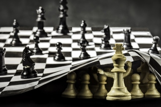 Chess Background for Android, iPhone and iPad