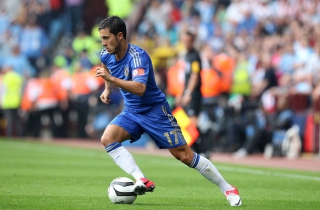 Eden Hazard, Chelsea Background for Android, iPhone and iPad