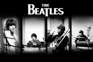 Beatles: John Lennon, Paul McCartney, George Harrison, Ringo Starr sfondi gratuiti per cellulari Android, iPhone, iPad e desktop