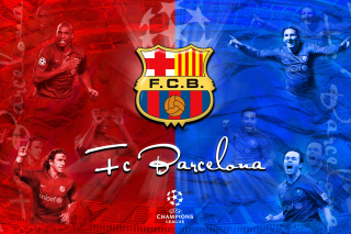 Sport Fc Barcelona Background for Android, iPhone and iPad