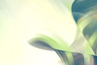 Abstract Green Art Picture for Android, iPhone and iPad