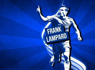 Free Frank Lampard Picture for Android, iPhone and iPad