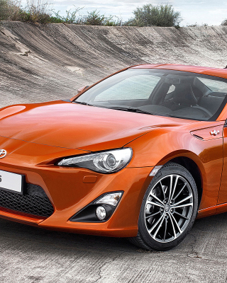Toyota GT 86 sfondi gratuiti per iPhone 6 Plus