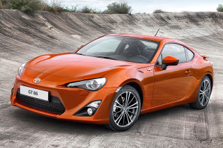 Toyota GT 86 Picture for Android, iPhone and iPad