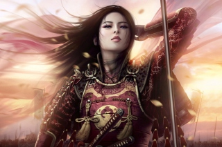 Oriental Warrior sfondi gratuiti per cellulari Android, iPhone, iPad e desktop