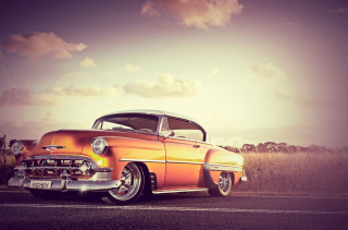 Classic Chevrolet Picture for Android, iPhone and iPad